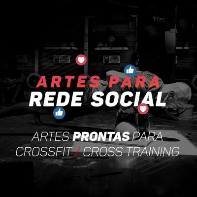50 Artes Prontas para CrossFit e Cross Training