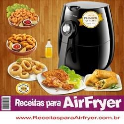 Receitas para Air Fryer Renda Extra