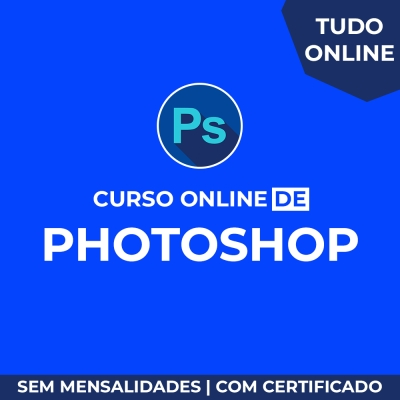 Curso de Photoshop Corel Draw, Photoshop, Sublimação, animais, plantas, excel, word, phptoshop, quarentena