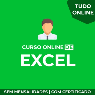 Curso de Excel Corel Draw, Photoshop, Sublimação, animais, plantas, excel, word, phptoshop, quarentena