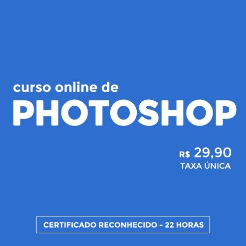 Curso de Photoshop Renda Extra Abaíra