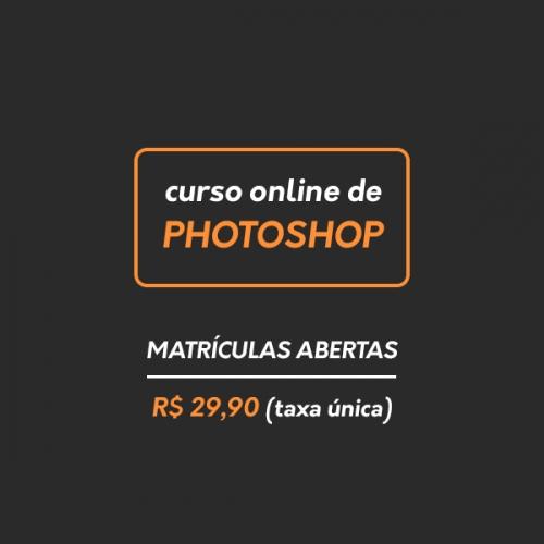 Curso de Photoshop Cursos online, amigurumi, renda extra, dinheiro em casa, crochê Abaíra