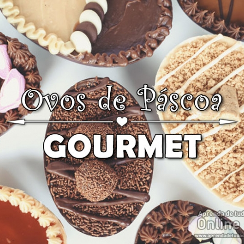 Curso Ovos de Páscoa Gourmet 2.0 com Marrara Bortoloti Cursos online, amigurumi, renda extra, dinheiro em casa, crochê Érico Cardoso