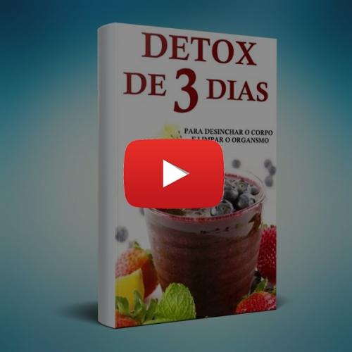 Detox de 3 Dias para Desinchar o Corpo Cursos online, amigurumi, renda extra, dinheiro em casa, crochê