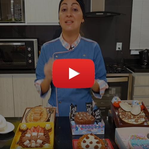 Curso Ovos de Páscoa Gourmet 2.0 com Marrara Bortoloti Ganhar Dinheiro em Casa