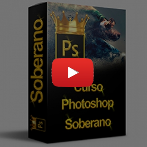 Curso Photoshop CC Soberano Ganhar Dinheiro em Casa